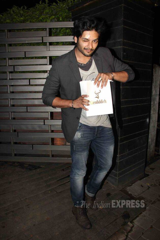 Ali Fazal, bollywood