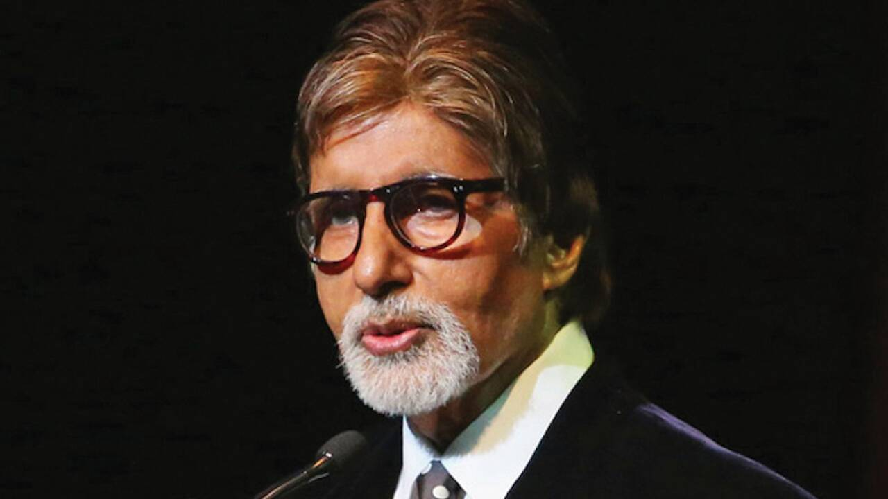 Amitabh Bachchan Celebrates His 73rd Birthday