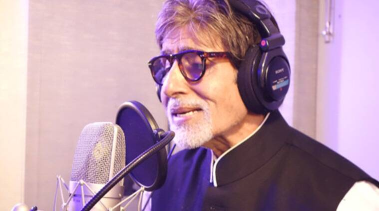 Amitabh Bachchan, Amitabh Bachchan Aaj Ki raat Hai Zindagi, Aaj Ki raat Hai Zindagi, Amitabh Bachchan Tv Show, Amitabh Bachchan Sings, Big B, Amitabh Bachchan songs, Entertainment news