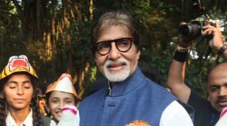 Amitabh Bachchan lends his voice to 'Beauty and the Beast'