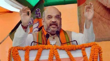 Amit Shah to states ruled by BJP: Draw curtains on beef ban row