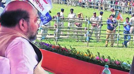 bihar polls, bihar news, bihar elections, bihar elections news, biar bjp, amit shah, BJP bihar, BJP, india news, election news, patna news, latest news