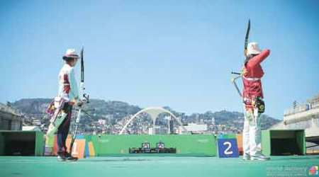 Archers to get a feel of Rio 2016 venue, in India