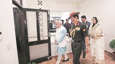 military hospital, military hospital veterans, veteran wing, dalbir singh, army chief dalbir singh, chandigarh news, indian express