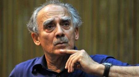 Disgusted with present political situation, where Parliament is irrelevant: ArunShourie