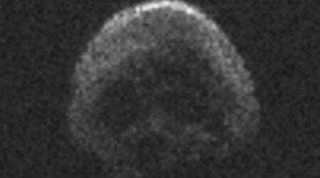 Asteroid 2015 TB145, Asteroid 2015 TB145 flyby, Halloween Asteroid flyby, NASA, Halloween Asteroid, Asteroid 2015 TB145 shape, Skull shaped asteroid, space news, space and science news, technology news