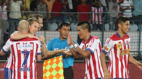 ISL: Atletico de Kolkata beat Kerala Blasters 2-1 to clinch top position