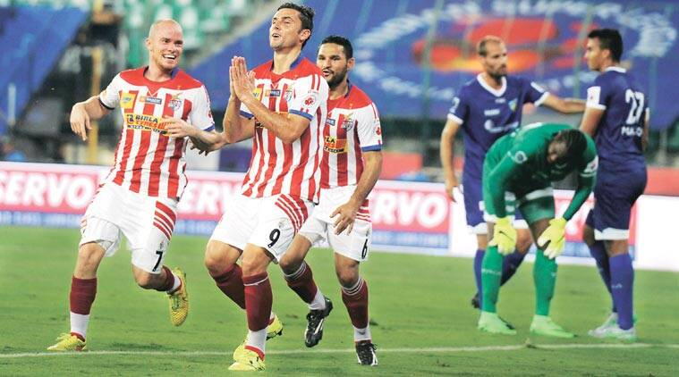 Indian Super League, ISL, ISL 2, Indian Super League 2, Atletico de Kolkata, ATK, Chennaiyin FC, Chennaiyin FC, Kolkata vs Chennai, Chennai vs Kolkata, Kolkata vs Chennai ISL, Football news, football
