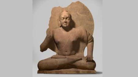 australiam australia buddha, australia returns buddha idol, australia returns buddha idol to india, india buddha, budda india, australian buddha, australia news, world news, india news