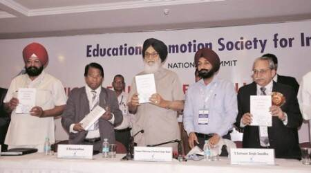 Punjab CM Badal emphasises vocational training, skill development
