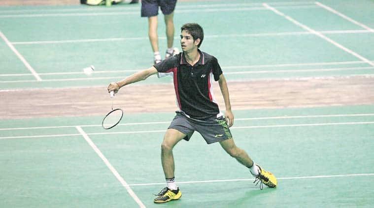 badminton, sanya sethi, badminton sanya sethi, sanya sethi badminton, panjab university, college badminton, india news