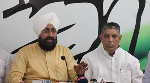 PPCC, PPCC chief Partap Singh Bajwa, Bajwa resignation, Congress Legislative Party, Captain Amarinder Singh, Partap Singh Bajwa latest news, Chandigarh news
