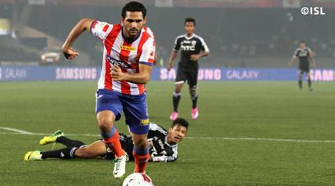 ISL: Baljit Sahni suspended, fined Rs 5 lakhs headbutt