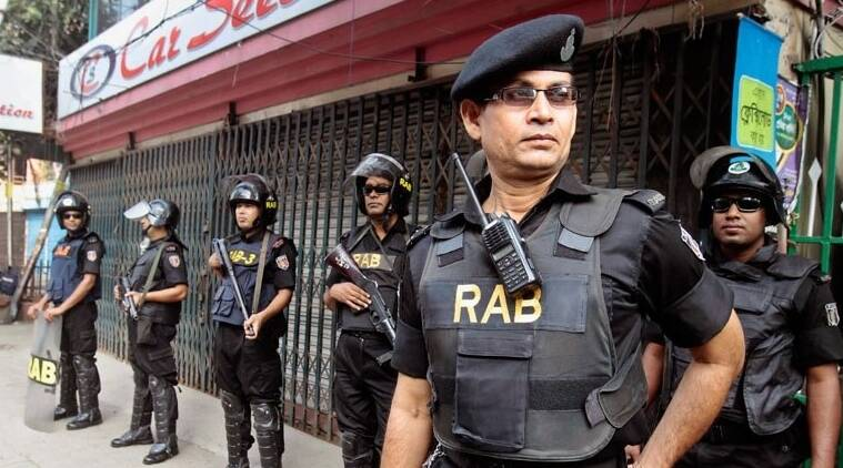 Bangladesh police arrest five planning suicide attacks in Dhaka