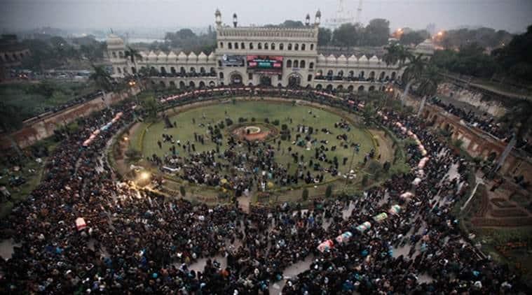 Lucknow, Lucknow shias, Lucknow Shia Sunni unity, Lucknow Moharram, Moharram in Lucknow, Lucknow Bara Imambara, Shia Sunni lucknow, Lucknow latest news