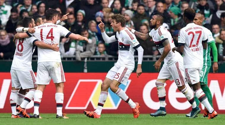 Bayern Munich, Bayern Munich team jersey, Bayern Munich jersey, Bayern Munich record, Bayern Munich Pep Guardiola, Football News, Football