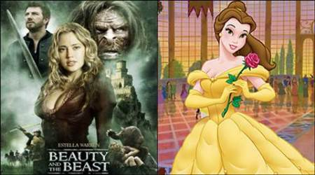 'Beauty and the Beast' film adaptations over theyears