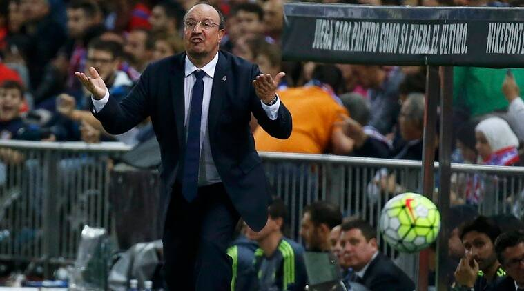 Rafa Benitez, Rafa Benitez Spain, Rafa Benitez Real Madrid, Real Madrid Rafa Benitez, Football News, Football