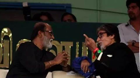 Always shattering to do something for the first time: Amitabh Bachchan