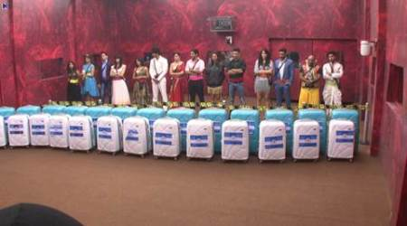 'Bigg Boss 9' Day One: Not without their bags