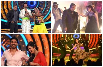 'Bigg Boss 9': Host Salman Khan rocks the show, meet contestants Rimi Sen, Suyyash, Kishwer