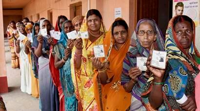 Bihar elections: First phase of polling ends
