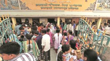Civic polls in Bengal: Violence mars civic polls that see turnout over70%