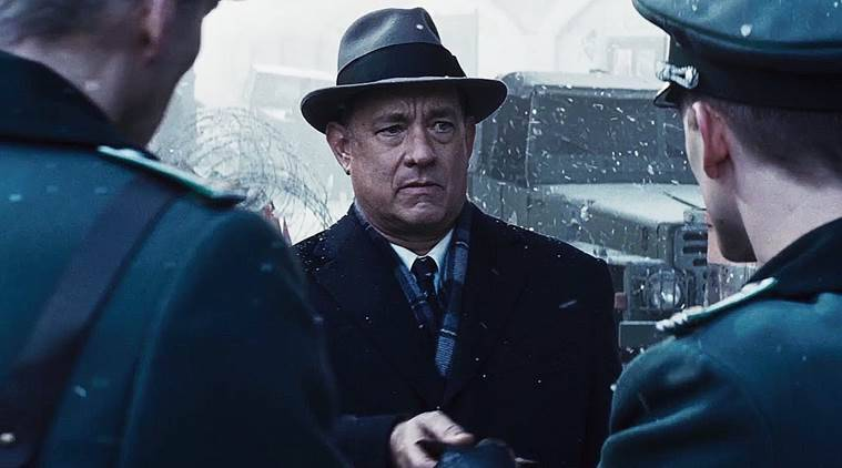 Bridge Of Spies movie review, Bridge Of Spies review, Bridge Of Spies, Bridge Of Spies movie, Bridge Of Spies film, Bridge Of Spies cast, Bridge Of Spies director, Bridge Of Spies tom hanks, Bridge Of Spies steven spielberg, steven spielberg, Tom Hanks, Mark Rylance, Austin Stowell, Alan Alda