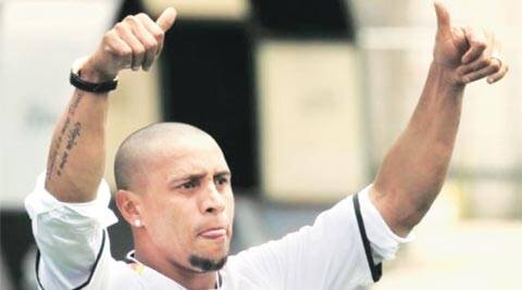 Roberto Carlos, Delhi Dynamos, FC Goa, football news, ISL, ISL 2015, football, sports, Indian express