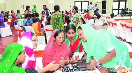 poverty, poverty eradication day, international poverty eradication day, Chandigarh municipal corporation, chandigarh muslim women, chandigarh poverty eradication day, chandigarh latest news