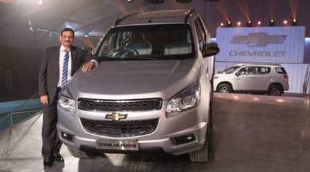 Chevrolet, Chevrolet Trailblazer, Chevrolet Trailblazer launch, Chevrolet Trailblazer India launch, Chevrolet latest news, Car news