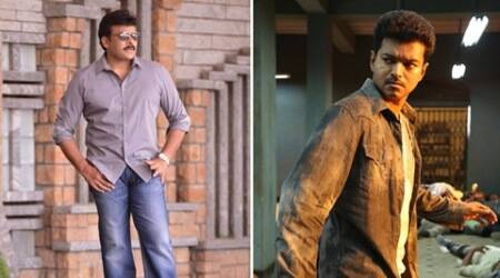 Chiranjeevi may star in Telugu remake of 'Kaththi'