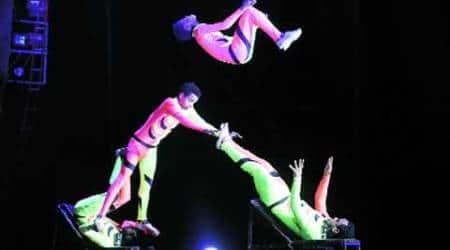 rambo circus, pune rambo circus, rambo circus silver jubliee, silver jubliee rambo circus, pune news