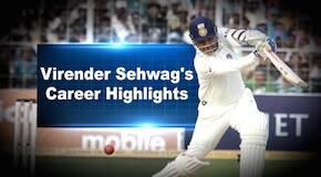 Virender Sehwag Retires: A Look Back At His StoriedCareer