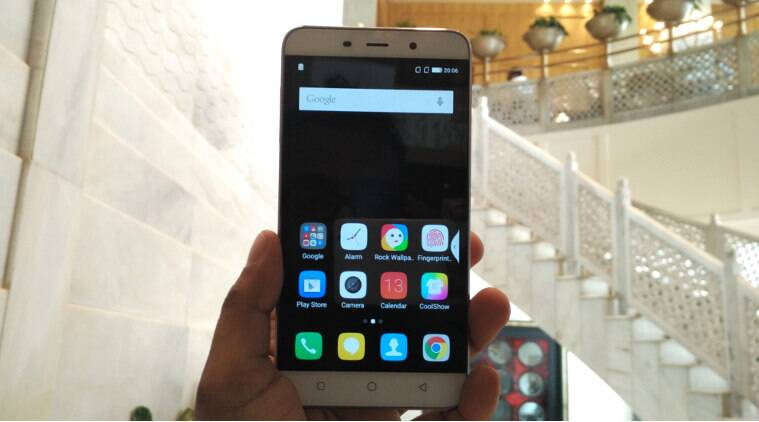 Coolpad Note 3 is the cheapest smartphone with a fingerprint scanner