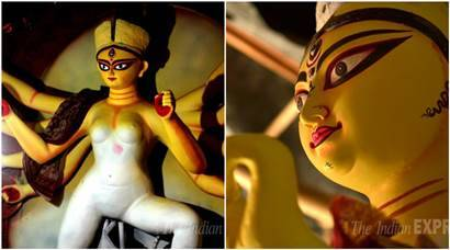Delhi's mini-Bengal prepares for Durga Puja