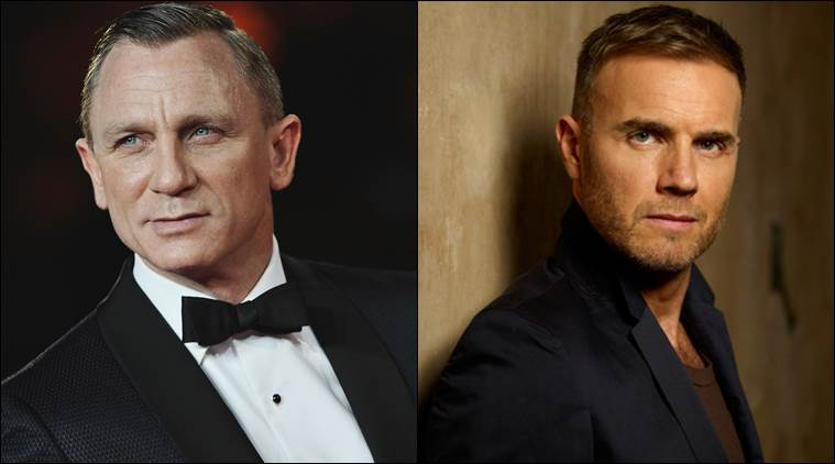 Daniel Craig, Gary Barlow, Take That, Back for good, Singer Gary Barlow, 007 actor, James Bond, Hollywood News, Entertainment News