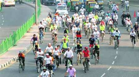 Pune: Nat'l Games gold medalist Naveen John to raise awareness oncycling