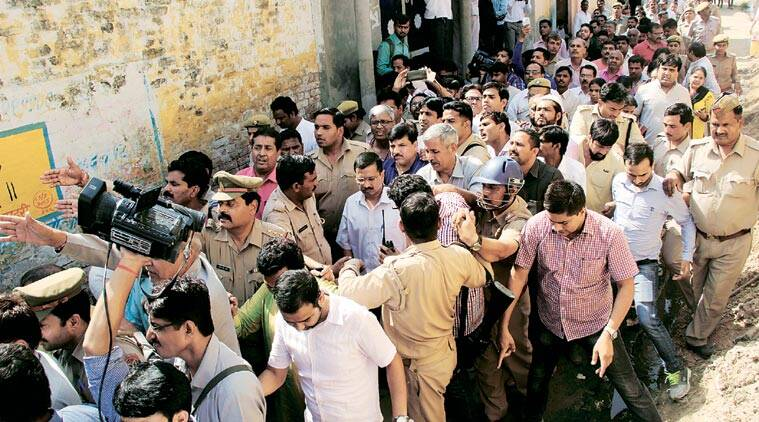UP Homeguard spread beef rumour to instigate attack on father, son: Police