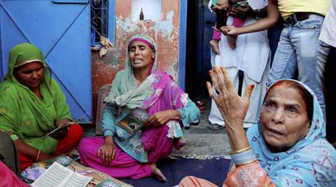 Dadri lynching: Eight of 11 named, detained are relatives of BJPworker