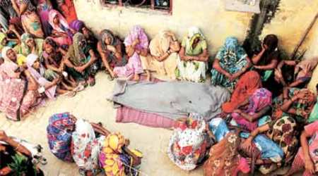 Dadri: 26-year-old's death halts Bisara village, family claims 'fear of police' killed him