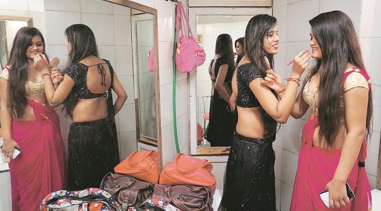 mumbai dance bar, dance bars in mumbai, IAS officers inspect mumbai dance bars, Vijay Satbir Singh, dance bar security, indian express, mumbai news