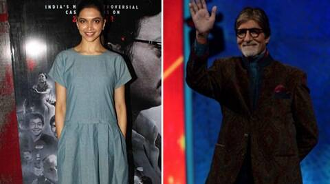 Deepika Padukone, Amitabh Bachchan, Deepika Amitabh Bachchan, Deepika Big B, Deepika Padukone Amitabh Bachchan, Amitabh bachchan Birthday, Amitabh Bachchan Happy Birthday, Big B Birthday, Entertainment news