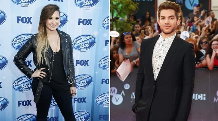Demi Lovato, Adam Lambert, Demi Lovato Adam Lambert, Demi Lovato adam Lambert Rumours, Lovato lambert Rumours, Entertainment news