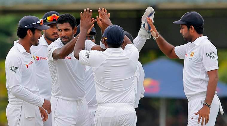 Dhammika Prasad, Dhammika Prasad Sri Lanka, Dhammika Prasad wickets, Sri Lanka West Indies, West Indies Sri Lanka, Cricket News, Cricket