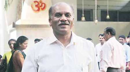 Four months after retirement, Dhoble still has an eye on Mumbai
