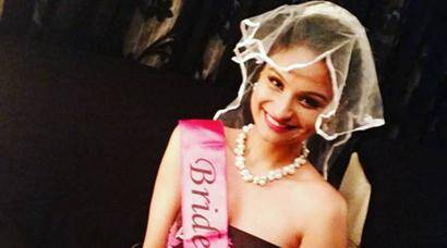 Dimpy Ganguly's bachelorette party in pics