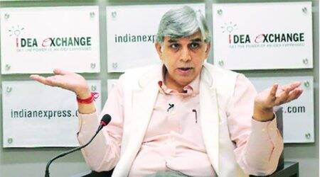 Delhi university, VC Dinesh Singh, FYUP, DU FYUP, Idea exchange, IE idea exchange, delhi news