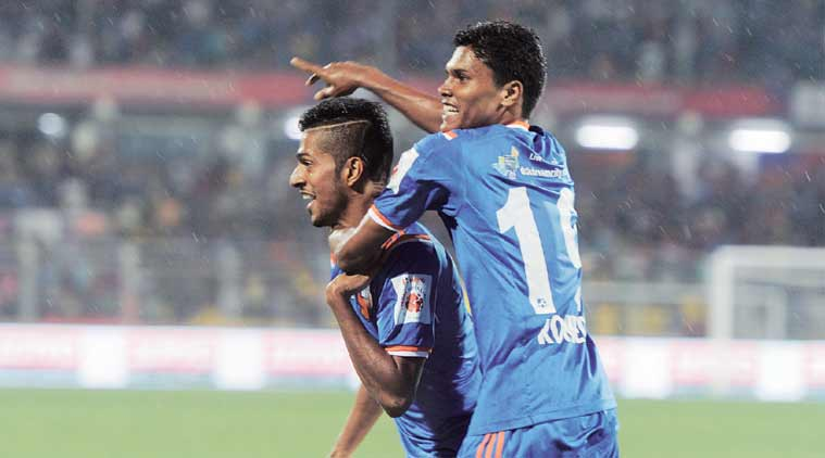 Goa Football Association, Indian Super League, I-League, East Bengal, Churchill Brothers