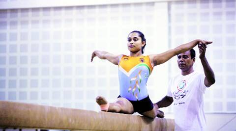 History vault: Dipa Karmakar on verge of qualifying for Olympics